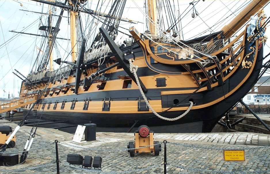 Hms Victory Picture - Operation18 - Truckers Social Media ...